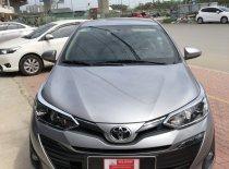 Toyota Vios G đời 2018, màu bạc, số tự động giá 620 triệu tại Tp.HCM