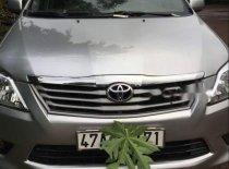 Bán Toyota Innova sản xuất 2013, màu bạc giá 490 triệu tại Đắk Lắk