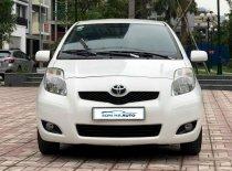 Cần bán xe Toyota Yaris 1.3AT đời 2010, màu trắng, xe nhập giá 415 triệu tại Hà Nội