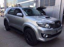 Bán Toyota Fortuner năm 2015, màu bạc giá 875 triệu tại Lâm Đồng