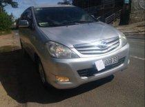 Cần bán lại xe Toyota Innova G 2009, màu bạc, giá tốt giá 396 triệu tại Lâm Đồng