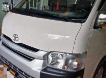 Bán Toyota Hiace MT năm 2016, màu trắng, nhập khẩu giá 888 triệu tại Kon Tum
