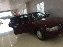 Bán xe Toyota Cressida MT 1993, màu đỏ, nhập khẩu giá cạnh tranh giá 75 triệu tại Hà Tĩnh