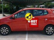 Bán Toyota Wigo đời 2019, màu đỏ, xe nhập giá Giá thỏa thuận tại Tp.HCM