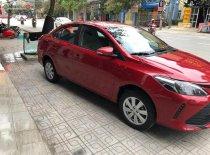 Cần bán gấp Toyota Vios 1.5G năm sản xuất 2018, màu đỏ chính chủ  giá 580 triệu tại Thái Nguyên