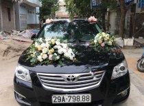 Bán Toyota Camry 2.4 2009, màu đen như mới giá cạnh tranh giá 560 triệu tại Hà Nội