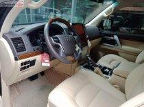 Chính chủ bán Toyota Land Cruiser VX 4.6 V8 năm 2015, màu đen, xe nhập giá 3 tỷ 650 tr tại Hà Nội