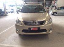 Bán xe Toyota Innova G tự động, màu nâu vàng 2012 giá 580 triệu tại Tp.HCM
