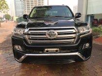 Bán Toyota Land Cruiser VX sản xuất 2016, đăng ký 2016, màu đen, nội thất kem giá 3 tỷ 680 tr tại Hà Nội