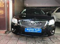 Cần bán xe Toyota Camry 2.0E 2009, màu đen, nhập khẩu giá 605 triệu tại Hà Nội
