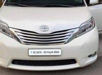 Bán Toyota Sienna Limited đời 2015, màu trắng giá 3 tỷ 280 tr tại Hà Nội