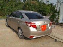 Cần bán Toyota Vios đời 2017, màu vàng, xe nhập giá 462 triệu tại Cần Thơ