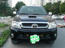 Bán Toyota Hilux đời 2011, màu đỏ, nhập khẩu nguyên chiếc giá 395 triệu tại Hà Nội