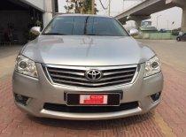 Bán ô tô Toyota Camry 2.4G đời 2010, màu bạc, giá tốt giá 650 triệu tại Tp.HCM