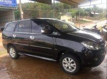 Gia đình bán Toyota Innova G 2006, màu đen   giá 299 triệu tại Đắk Nông