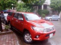 Bán Toyota Hilux đời 2016, màu đỏ, nhập khẩu  giá 720 triệu tại Hà Nội