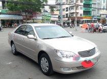 Bán xe Toyota Camry 2.4 model 2003, màu bạc, nhập khẩu còn rất mới, giá 333tr giá 333 triệu tại Tp.HCM