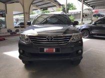 Bán Toyota Fortuner đời 2012, màu xám, số tự động, 730 triệu giá 730 triệu tại Tp.HCM
