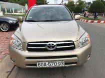 Bán Toyota RAV4 Limited đời 2006, màu vàng, nhập khẩu giá cạnh tranh giá 520 triệu tại Bình Dương
