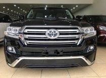 Bán Toyota Land Cruiser VX sản xuất 2016, đăng ký 2016, màu đen, nội thất kem, tên cty giá 3 tỷ 750 tr tại Hà Nội