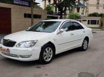 Bán ô tô Toyota Camry 3.0V sản xuất 2005, màu trắng giá 325 triệu tại Thái Nguyên