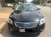 Cần bán xe Toyota Camry 2.4 G năm 2012, màu đen, nhập khẩu nguyên chiếc  giá 735 triệu tại Đồng Nai