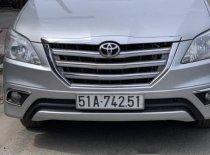 Bán Toyota Innova sản xuất 2014, màu bạc, 535 triệu giá 535 triệu tại Bình Dương