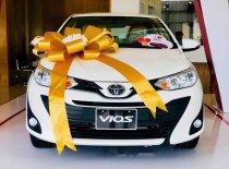 Bán xe Toyota Vios năm sản xuất 2018, màu trắng giá cạnh tranh giá 516 triệu tại Cần Thơ