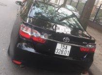 Cần bán xe Toyota Camry 2.5Q năm 2017, màu đen giá 1 tỷ 150 tr tại Hải Phòng