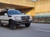 Cần bán xe Toyota Land Cruiser 4.2 MT đời 2000, màu trắng, nhập khẩu chính hãng giá 325 triệu tại Hà Nội