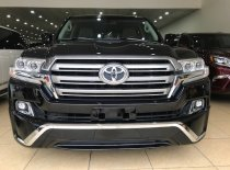 Cần bán xe Toyota Land Cruiser đời 2016, màu đen, xe nhập giá 3 tỷ 750 tr tại Hà Nội