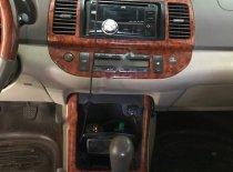 Bán Toyota Camry 2.4G năm 2006, màu đen, giá 395tr giá 395 triệu tại Bình Dương