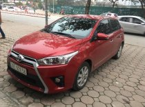 Bán Toyota Yaris G 2017 màu đỏ, nhập khẩu, xe cực chất giá 665 triệu tại Hà Nội