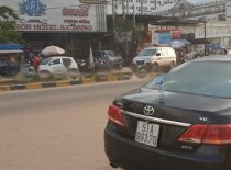 Cần bán xe Toyota Camry 3.5Q sản xuất 2007, màu đen xe gia đình giá cạnh tranh giá 550 triệu tại Tp.HCM