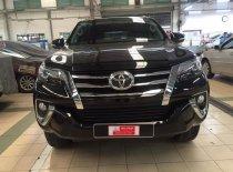 Bán Toyota Fortuner 2.7V máy xăng đời 2017, màu đen, nhập khẩu giá 1 tỷ 350 tr tại Tp.HCM
