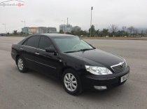 Bán Toyota Camry sản xuất năm 2002, màu đen  giá 295 triệu tại Cao Bằng