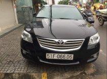 Gia đình bán lại xe Toyota Camry 3.5 Q đời 2007, màu đen giá 540 triệu tại Tp.HCM