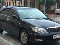 Cần bán Toyota Camry 3.0V đời 2002, màu đen giá 300 triệu tại Hà Tĩnh