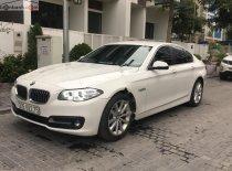 Cần bán BMW 5 Series 520i đời 2016, màu trắng, nhập khẩu nguyên chiếc giá 1 tỷ 679 tr tại Hà Nội