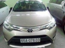 Cần bán Toyota Vios 1.5G 2015, màu vàng, số tự động giá 500 triệu tại Cần Thơ