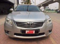 Cần bán lại xe Toyota Camry 2.4G 2010, màu bạc số tự động giá 660 triệu tại Tp.HCM