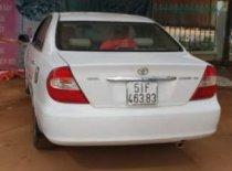 Bán Toyota Camry 2.4 đời 2003, màu trắng, nhập khẩu nguyên chiếc giá 280 triệu tại Tp.HCM