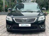 Cần bán Toyota Camry 2.4G đời 2011, màu đen, giá chỉ 665 triệu giá 665 triệu tại Hà Nội