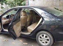 Cần bán xe Toyota Camry 2.4 năm 2003, màu đen, giá 340tr giá 340 triệu tại Tp.HCM