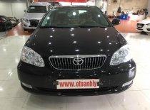 Cần bán gấp Toyota Corolla Altis 2006, màu đen giá 325 triệu tại Phú Thọ