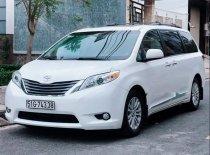 Bán Toyota Sienna XLE 2013, màu trắng, nhập khẩu nguyên chiếc giá 2 tỷ 100 tr tại Tp.HCM