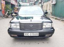 Bán Toyota Crown sản xuất 1995, màu đen, nhập khẩu giá cạnh tranh giá 189 triệu tại Hà Nội