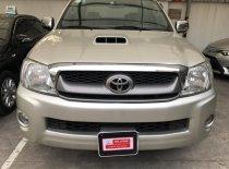 Bán xe Toyota Hilux 3.0G năm 2009, màu bạc, nhập khẩu chính hãng, giá tốt còn giảm khi xem xe giá 420 triệu tại Tp.HCM