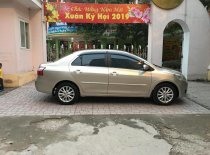 Tôi muốn bán xe TOyota Vios 1.5E màu ghi vàng, SX cuối 2011, chính chủ gia đình từ đầu giá 298 triệu tại Hà Nội