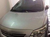 Cần bán lại xe Toyota Corolla altis năm sản xuất 2008, màu bạc, nhập khẩu giá 350 triệu tại Khánh Hòa